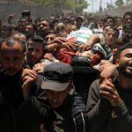 Israel bombardea Gaza tras el lanzamiento de más de 250 cohetes desde el enclave palestino