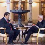 """Maduro, a Jorge Ramos: """"Te vas a tragar con una Coca-Cola tu provocación"""""""