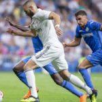 Benzema, baja, busca el milagro de su récord