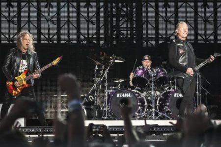 Metallica hermana a todas las Españas en Madrid
