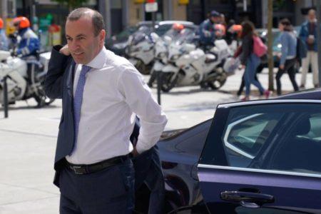 Weber, candidato del PP europeo, sufre el primer tropiezo en su carrera a la presidencia de la Comisión