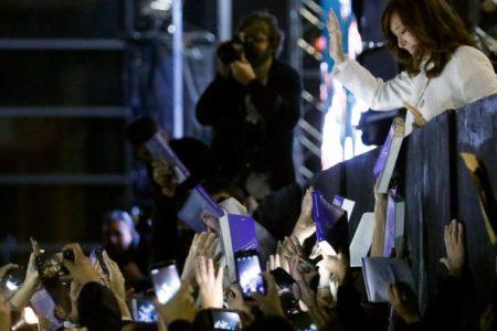 Cristina Fernández de Kirchner vuelve a la pelea