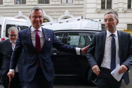 Los ministros ultras se preparan para salir del Gobierno austriaco