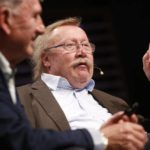 """Sloterdijk reivindica que la filosofía es """"dañar la estupidez"""""""
