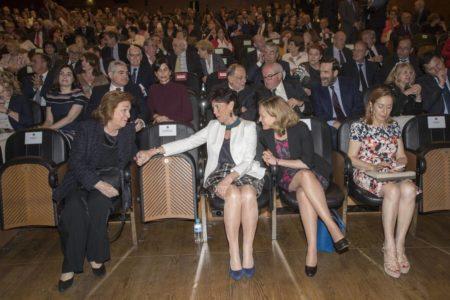 """Carmen Calvo: """"Pérez-Llorca buscaba cauces y no diques"""""""