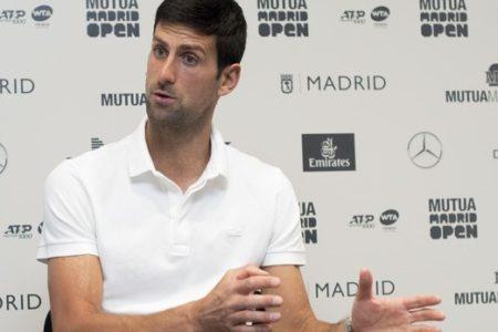 Djokovic: «Intento vivir más de lo que me dice el corazón que de la cabeza»