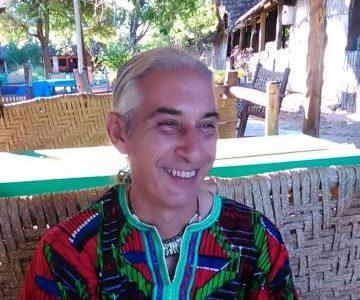 El rockero que hablaba suajili