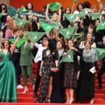 La lucha argentina por el aborto legal emociona en Cannes