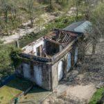 Un edificio del arquitecto Antonio Palacios se derrumba en Galicia