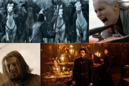 'Juego de tronos': todos los capítulos ordenados de peor a mejor