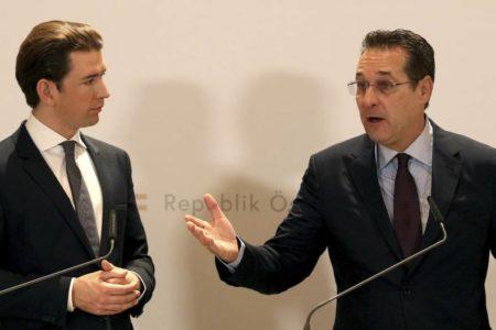 El vicecanciller ultra de Austria dimite bajo sospechas de corrupción