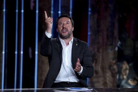 Salvini se reúne con Orbán en Budapest en busca de un pacto europeo