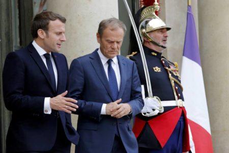 Las europeas renuevan el duelo entre Macron y Le Pen en Francia