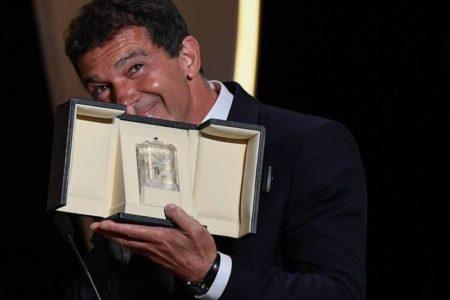 Antonio Banderas, mejor actor del festival de Cannes, por 'Dolor y gloria', de Pedro Almodóvar