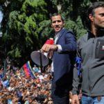 Leopoldo López se refugia en la Embajada de España en Caracas