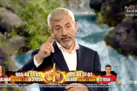 Telecinco logra hacer una 'transfusión' de espectadores a Cuatro en directo