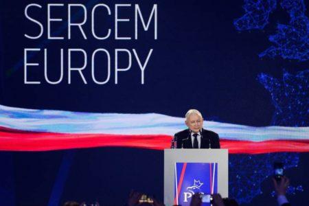 Primero hablemos de Polonia, y luego de Europa