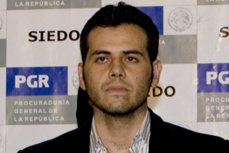 Vicentillo Zambada, el hijo del gran capo mexicano de la droga, estará libre en cuatro años