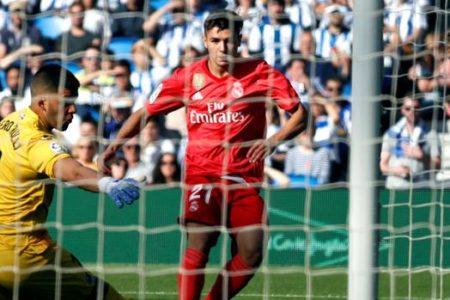 Brahim, de nuevo el mejor jugador del Madrid