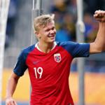 Erling Haland entra en la historia al anotar 9 goles en un partido