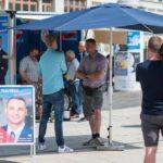 La fuerza de la unidad frente a la extrema derecha se pone a prueba en el Este de Alemania
