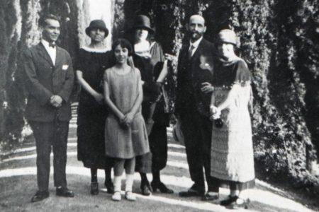 Lo que Granada hizo por la poesía en el verano de 1924