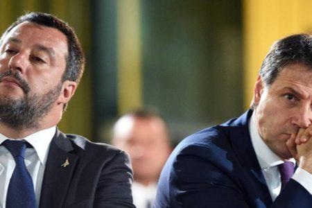 Italia bordea una crisis de Gobierno