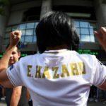 La afición pide a Mbappé en el día grande de Hazard