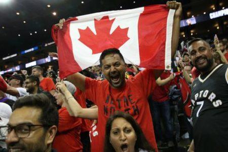 El triunfo de Toronto Raptors hiere el orgullo de EE.UU.