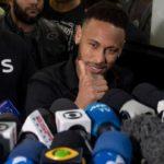 Filtran la conversación entre Neymar y la modelo tras el encuentro en París