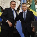 Macri y Bolsonaro apuestan por un rápido acuerdo entre Mercosur y la Unión Europea
