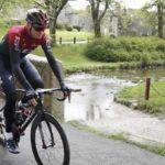 Froome perdió dos litros de sangre en su accidente
