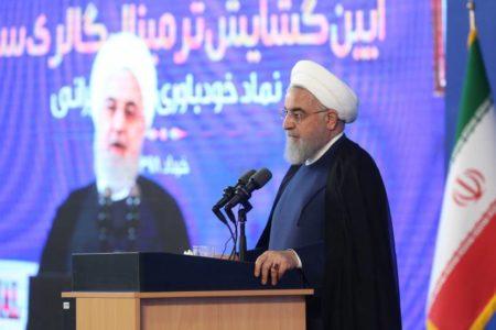 """Rohani afirma que Irán saldrá victorioso de la """"guerra de voluntades y coacciones"""" a la que le somete EE UU"""