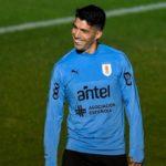 Luis Suárez da la cara por Messi