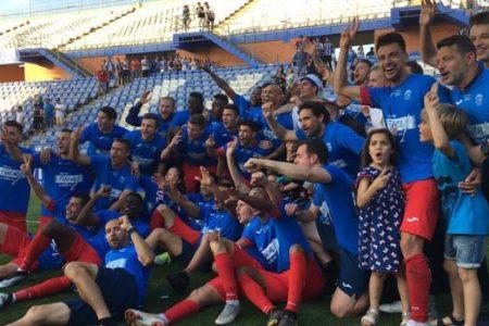 Histórico ascenso del Fuenlabrada a Segunda división