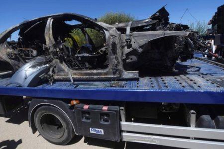 Asociaciones de víctimas de accidentes critican la actitud temeraria de Reyes