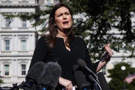 La portavoz de la Casa Blanca deja el puesto tras casi dos años de trabajo turbulento