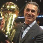 Sergio Scariolo: «La llegada de Marc fue decisiva para pensar en el anillo»
