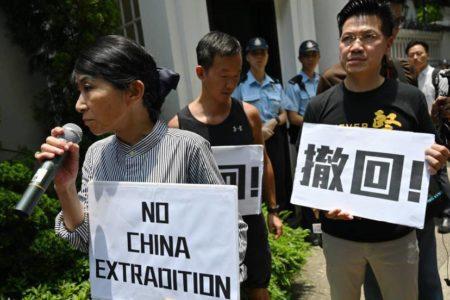 El Gobierno de Hong Kong anuncia la suspensión del polémico proyecto de ley de extradición