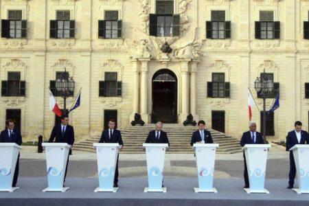 La Europa del Sur cierra filas para defender sus intereses en el nuevo ciclo de la UE