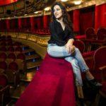 Leonor Bonilla, la emoción en escena