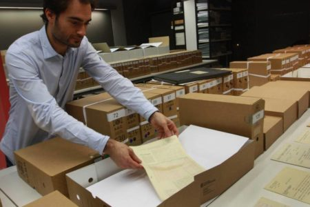 El Supremo da la razón a la Generalitat sobre parte de los 'papeles de Salamanca'