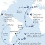 Una cuarta misión buscará en el Polo Sur al 'San Telmo'