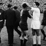 La primera final de la Copa de Europa en España, en 1957