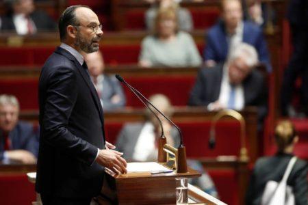 El primer ministro francés Philippe promete acelerar las políticas ecológicas