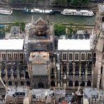 La reconstrucción de Notre Dame sigue en el aire dos meses después