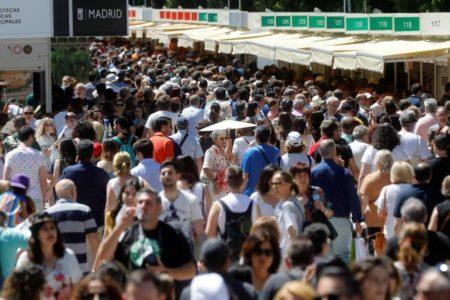 El día de la marmota global en la Feria del Libro