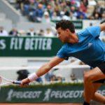 El intercambio de golpes entre Djokovic y Thiem que terminó siendo uno de los mejores puntos del torneo