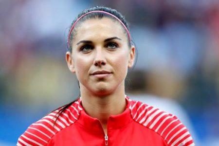 Alex Morgan, una jugadora atípica