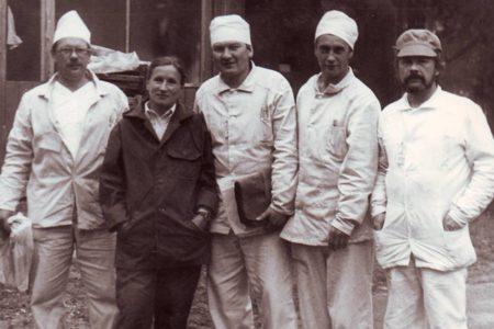 Los 'liquidadores' que limpiaron Chernóbil